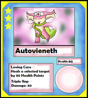 Autoveineth Card (Adopt) by Dianamond