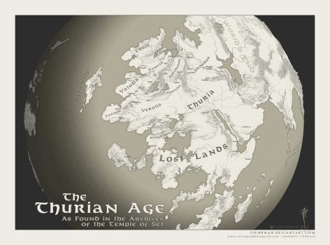 The Thurian Age by SirInkman