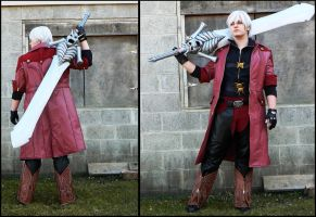 Dante DMC4 WIP by endofnonentity