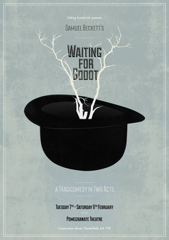Waiting For Godot by DrPockets