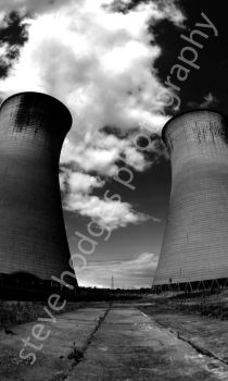 Willington Power Station 5 by RandomSteve