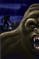 bigfoot 1 by foggie32