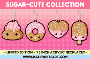 SUGAR-CUTE NECKLACES by pai-thagoras