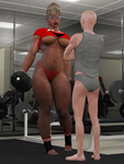 GymRats 0007 by SuperPoser