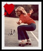 RIP: Farrah Fawcett by whiteXwingedXdove