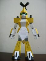 Metabee Papercraft by rafael2912