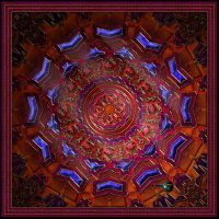 20130420-Inside-The-Dome-of-The-Kaleidoscope-K12 by quasihedron