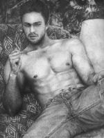 Taylor Kinney by El-i-or