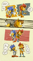back atcha :feat. Sonic: by edtropolis