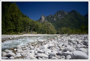 Unknown Riverbed by MushroomMagic