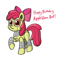 Applebloom Bot by Scramjet747