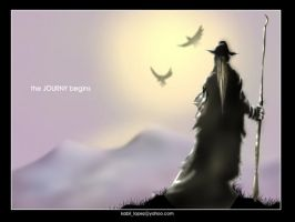 the JOURNY begins by Kabil