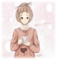 Warm Winter by LOVE--WING