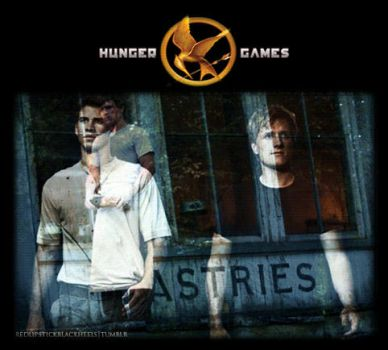 Hunger Games GIF by italianaussiehottie