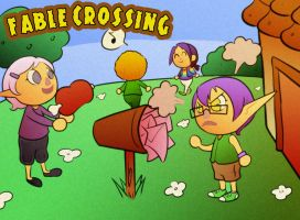 HBD: Fable Crossing by Card-Queen
