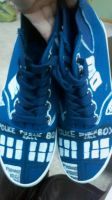 Doctor Who Shoes by KCruise