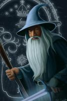 Gandalf by Neanderthal-Jam