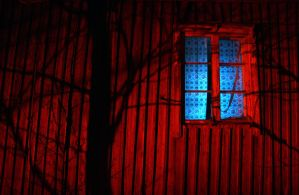 15.3.2013: Shadows on the Abandoned House by Suensyan
