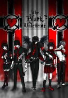 The Black Valentine manga ver by DemiseMAN