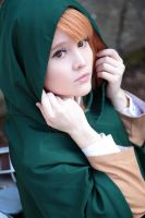 Kind-Hearted by Foxy-Cosplay