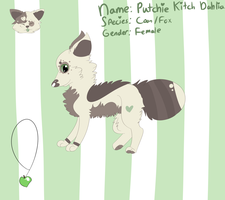 Putchie Kitch Dahlia Reference Sheet by Schuffles