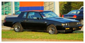 Buick Grand National by TheMan268