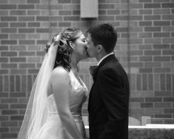 The Kiss by AndersonPhotography