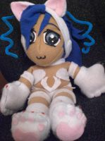 Felicia Plushie by Keykee88