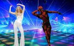 Deadpool And Dazzler Live by Darth-Slayer