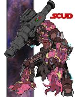 Scud Angered Color'd Flats by shumworld