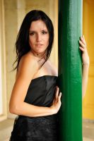 Cassie - green pole 1 by wildplaces