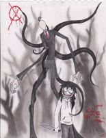 Jeff and SlenderMan *scanned* by dragonholder411