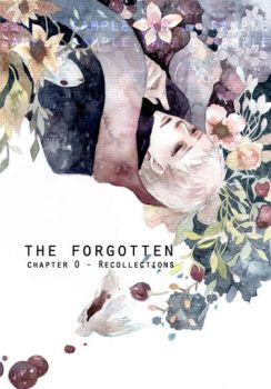 [cover sample] the forgotten by fruitscake