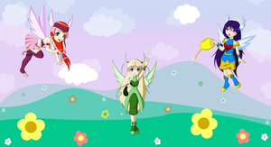 Gardener Valkyries by TheCatlady