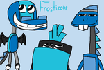 Mixels - We're the Frosticons by worldofcaitlyn