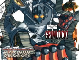 Maximum Dinobots Wallpaper II by Transformers-Mosaic