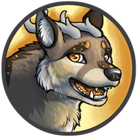 Paz Icon (Mweor Commission) by Aki-rain
