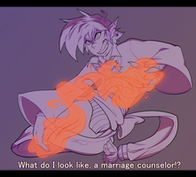 Marriage Counelor by Cquiles
