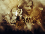 The lord of the ring blend by Paulysa