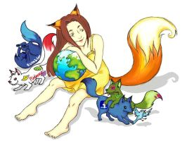Browser Series Firefox Edition by StacheRabbit