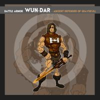 Battle Armor Wun-Dar by thejason10