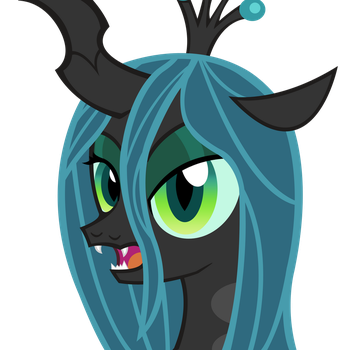 Queen Chrysalis by Vexorb