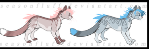 Sugar-- : Cheetah Adopts : by sugarcakes-adopts