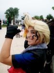 Zell Dincht - Final Fantasy VIII by ayamezita