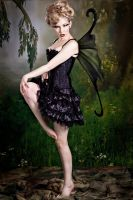Fall and Winter Mature Fairy. by LittleBitLizbit