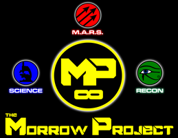 Morrow Project Banner by viperaviator