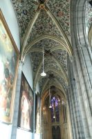 view above in cathedral in Liege 3 by ingeline-art