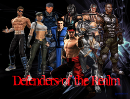 Defenders of the Realm by IamSubZero