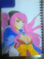 Meredy Fairy Tail by Outbreak2105