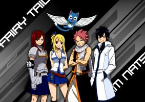 Fairy Tail by CaptainLaser